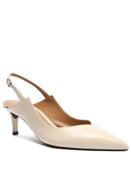 scarpin-off-white-couro-slingback-geometrico-arezzo§-1