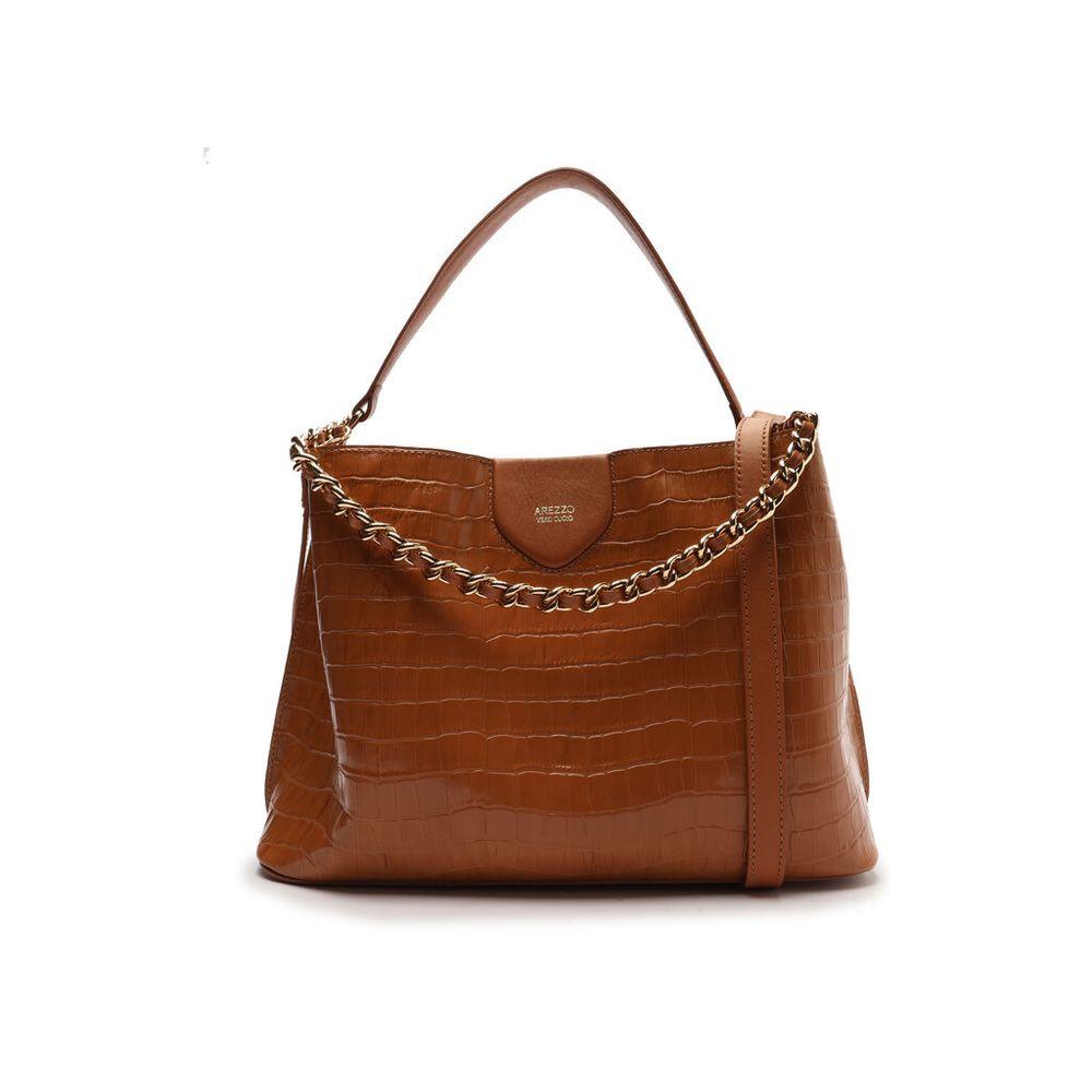 bolsa-satchel-peles-marrom-arezzo-1